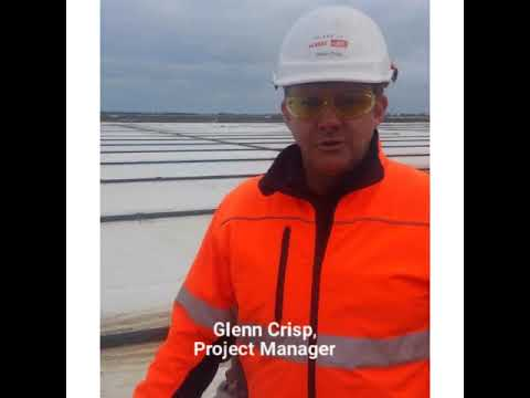 Melbourne Water Project - Testimonial