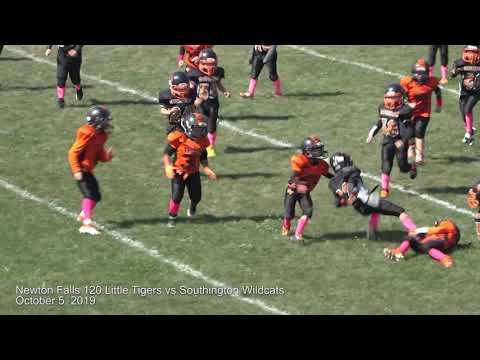 Newton Falls Little League Football