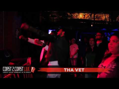 Tha Vet Performs at Coast 2 Coast LIVE | Philadelphia Edition 11/14/17