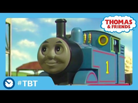 Trying To Do Things Better | TBT | Thomas & Friends
