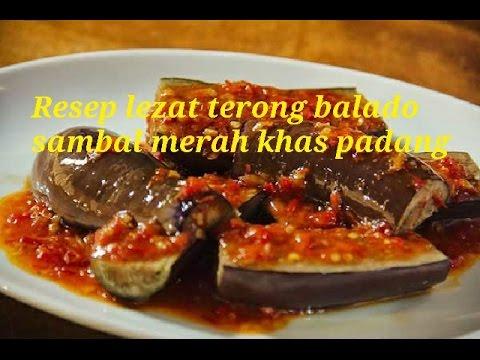 Cara Membuat Terong Balado Enak Nikmat,Di Coba !!! from YouTube · Duration:  3 minutes 51 seconds