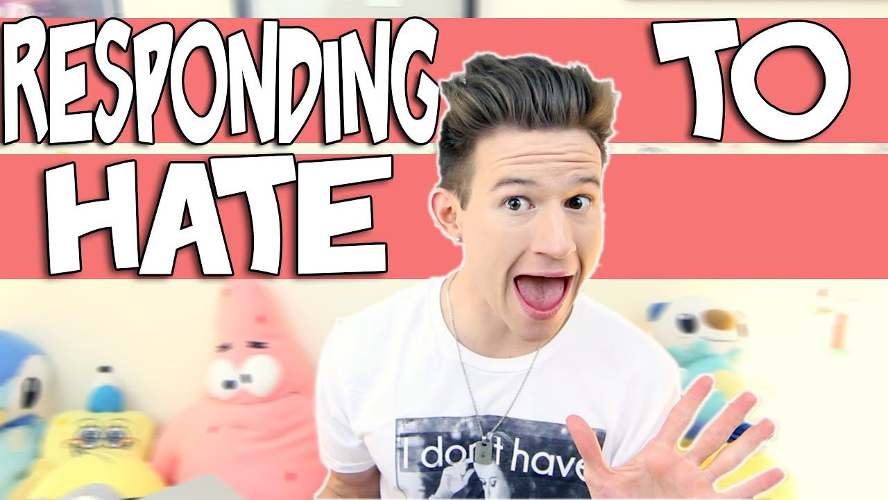 Responding To Hate Ricky Dillon