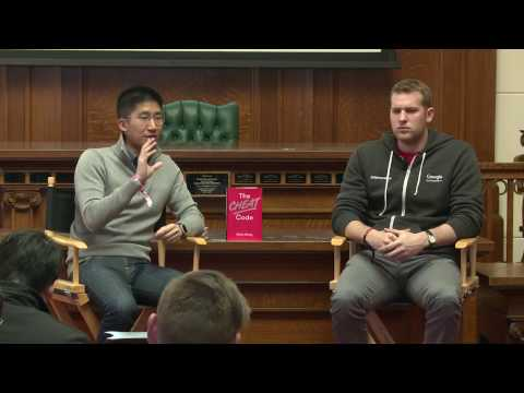 Startup Cheat Codes: How to Increase Your Odds of Success | Brian Wong (Kiip) @ Startup Grind Global