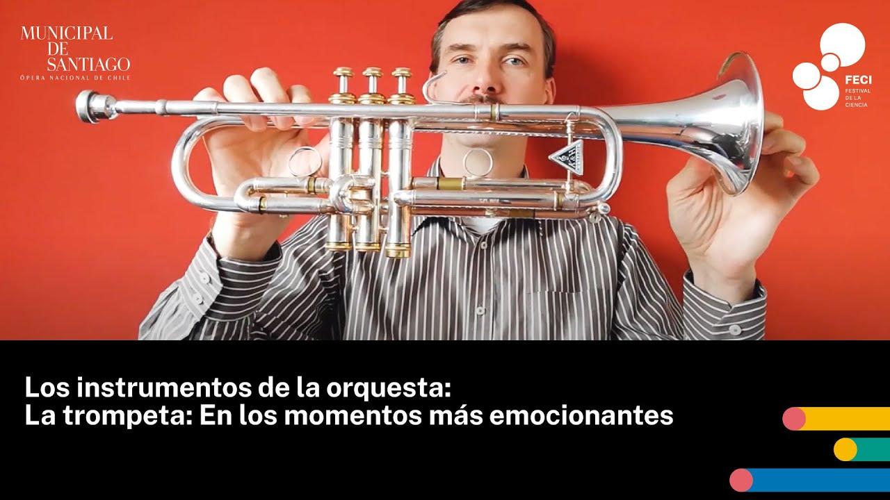 La trompeta: En los momentos más emocionantes | #ArtistasEnLaCasa