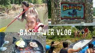 Bass River float trip Vlog Summer 2018