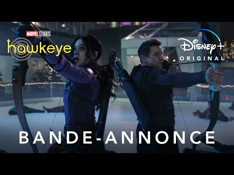 Hawkeye - Première bande-annonce (VOST) | Disney+