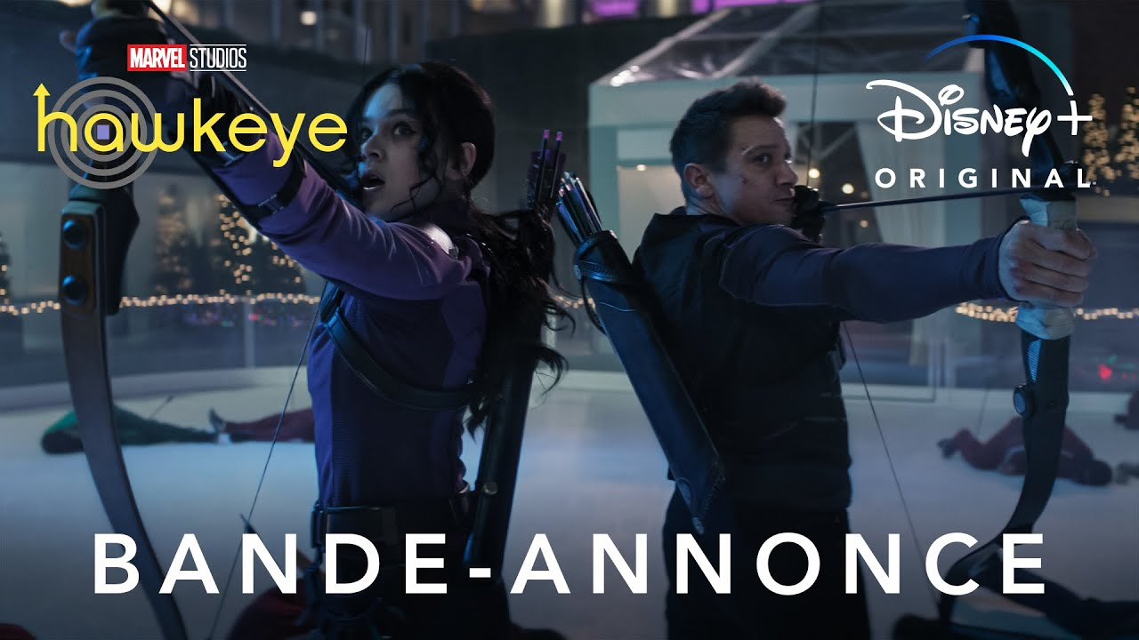 Download Hawkeye - Première bande-annonce (VOST)   Disney+