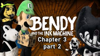 Bendy and the Ink Machine Chapter 3 part 2 (The task must be done)