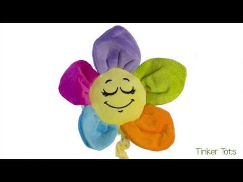 Musical Sunflower Soft Toy