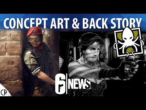 Alibi Concpet Art & Backstory - Para Bellum - 6News - Tom Clancy's Rainbow Six Siege - R6