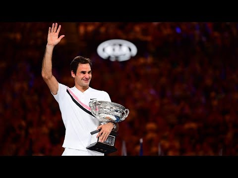 Australian Open 2018 Final Full match Highlights (ROGER FEDERER VS MARIN CILIC)