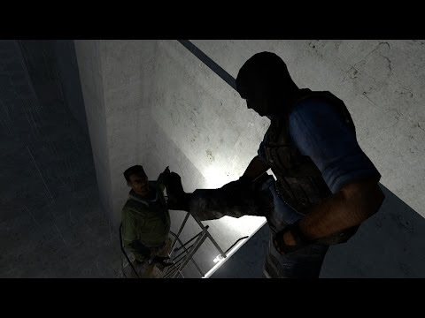 TROLL OF THE LADDER (Garry's Mod Trouble In Terrorist Town) | Funny Gaming Moments