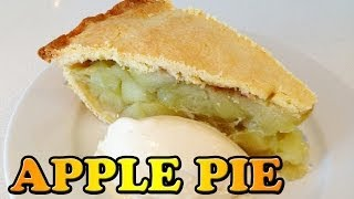 Make Apple Pie Recipe & Apple Crisp Crumble