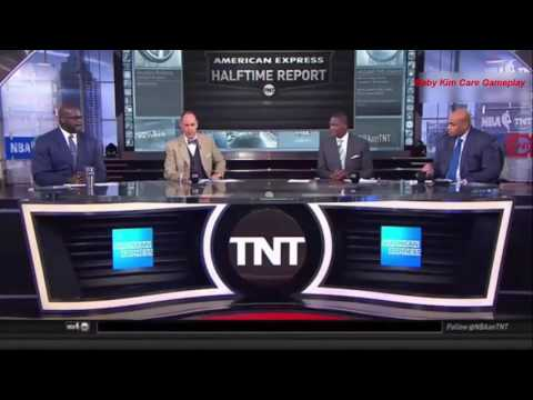 """Inside the NBA-Chuck troll Dominique Wilkins """"You are a baby"""""""