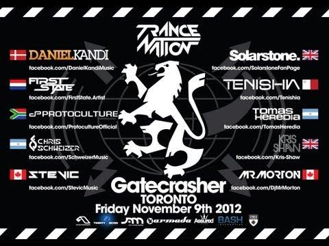 Gatecrasher Global Sound System World Tour (Toronto) PROMO