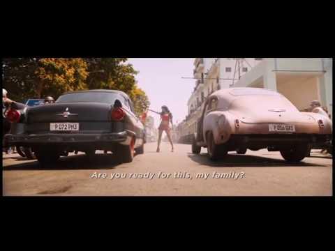 Calvin Harris Open wide | Fate and Furious 8 Cuba Race (Hızlı ve Öfkeli 8 | Kuba Yarışı)