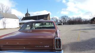 1966 ford fairlane 4dr for sale at www coyoteclassics com