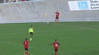 Fiorenzuola-Sangiovannese 0-1 Serie D Girone D