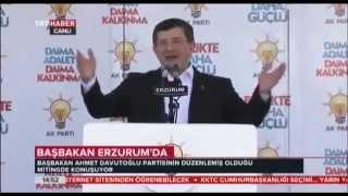 Selam Olsun - Ak Parti Erzurum Mitingi (25 Nisan 2015)