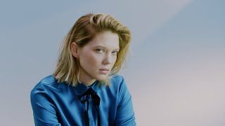 Spectre Star Léa Seydoux Acts Out Her Favorite Emojis