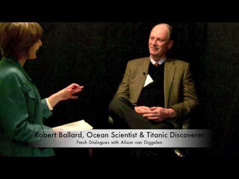 Robert Ballard on Global Warming: It's too late