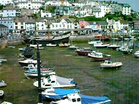 brixham  harbour.