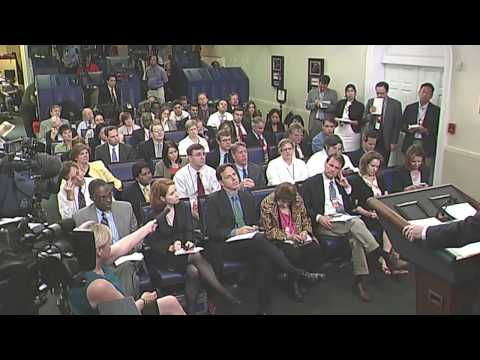 5/28/09: White House Press Briefing