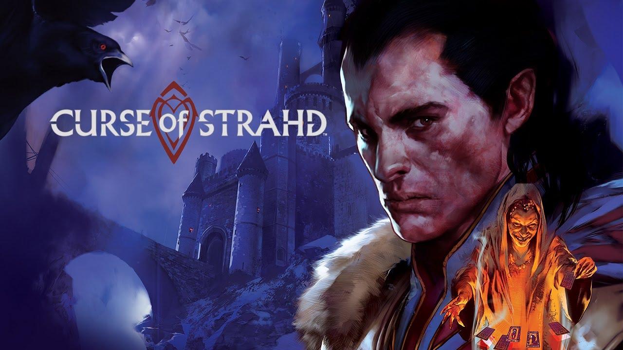 D&D Curse of Strahd 04 Part 3 - Tarokka Reading with Madam Eva