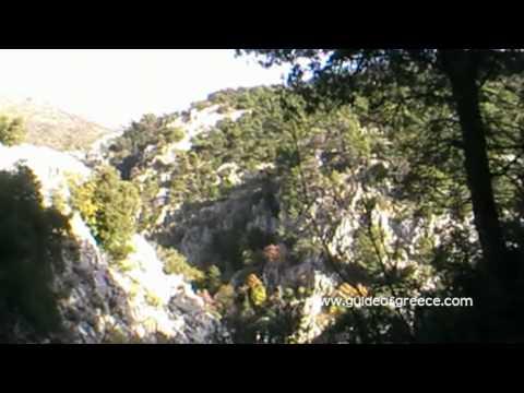 Panas Cave, Mount Parnitha, Athens