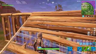 Fortnite Ghost peek(crouch peek) TUTORIAL! 100% First shot accuracy! PATCHED.