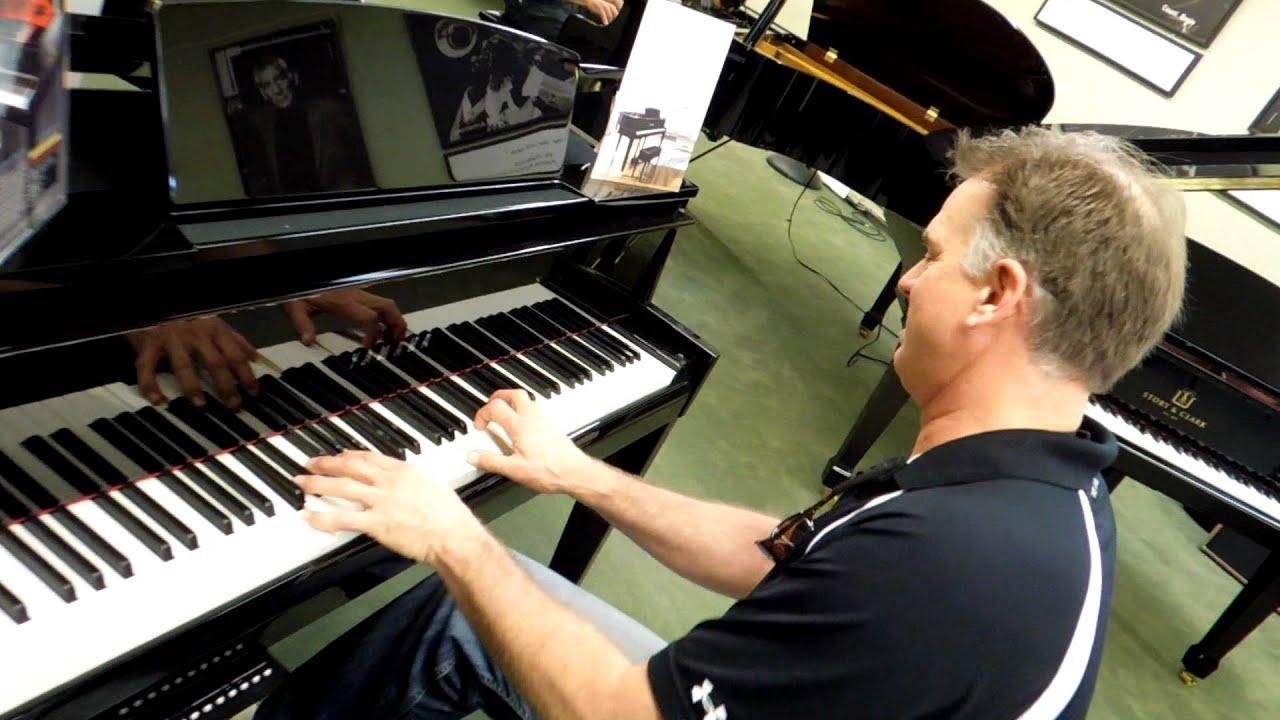 Baby Grand Player Piano For Sale In San Antonio Austin