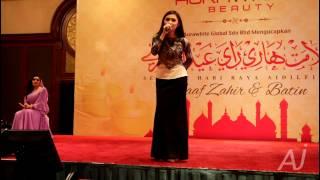 Ayda Jebat - Siapa Diriku (Live)