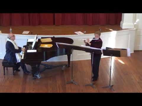 20180421 13 Movement for Flute & Piano