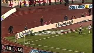 2000 december 7 stuttgart germany 2 feyenoord holland 1 uefa cup