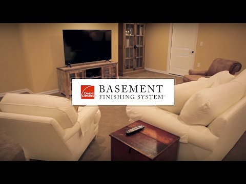 Awesome Owen Corning Basement Finishing System Cost