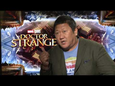 Doctor Strange: Benedict Wong Official Movie Interview