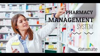 Pharmacy Management In Smart Hospital Management System