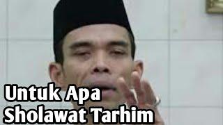 Download Video Untuka apa Sholawat Tarhim??? MP3 3GP MP4