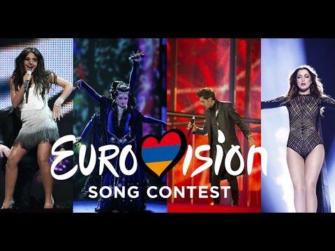 Armenia In The Eurovision Song Contest | Հայաստանը Եվրատեսիլում (2006-2016)