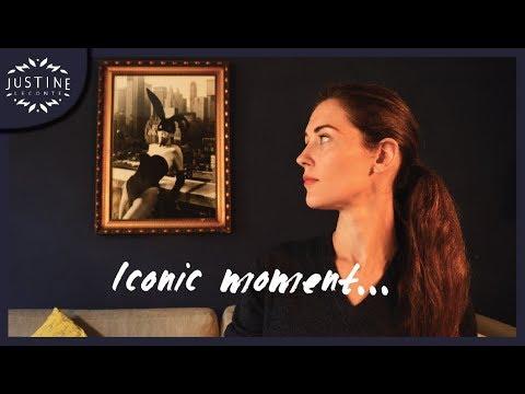 Elsa Peretti by Helmut Newton | Iconic moments | Justine Leconte