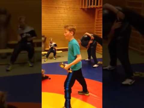 Ålesund Bryteklubb MannequinChallenge