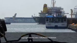 River Aria -arrival  Constanta