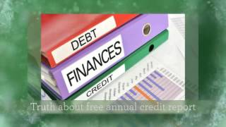 how to get free annual credit report from transunion