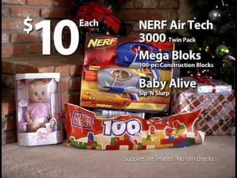 Riley Thomas Stewart  Walmart Commercial 2009