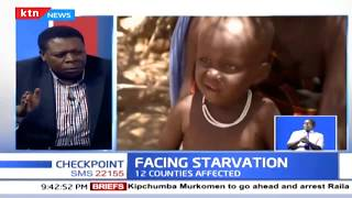 CS Wamalwa: We want to see an end to the relief food. We want resilience