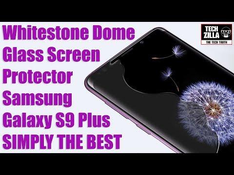 samsung-galaxy-s9-plus-whitestone-dome-glass-screen-protector---review---installation