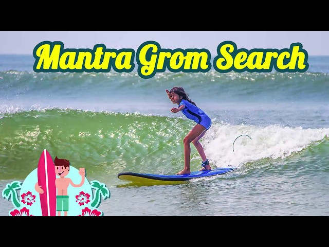 India Grom Search - Surfing Swami Foundation