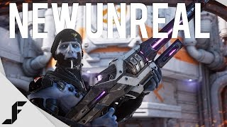 NEW Unreal Tournament is EPIC!