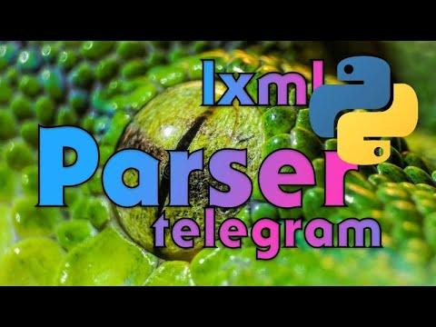 Парсер на Python с отправкой сообщений в Telegram