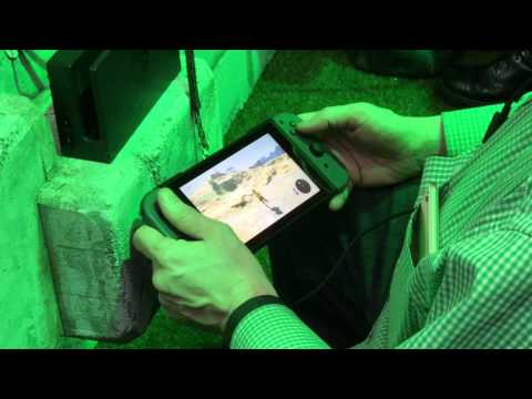 Nintendo Switch Gameplay - REAL LIVE WORLD PREMIERE FOOTAGE!!